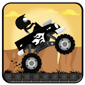 Stick Stunt 4x4 Monster Truck