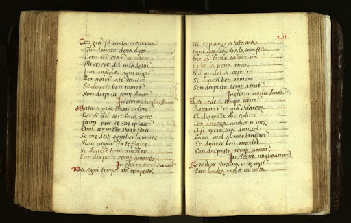 Songbook of the age of Isabella d'Este