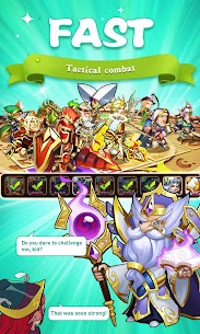 Idle Heroes MOD (Single Game Server/Disable Training/13 VIP Level) 3