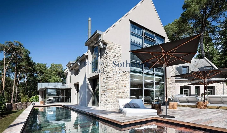 Villa avec piscine et terrasse Riec-sur-Belon