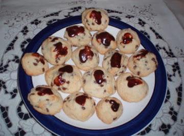 Chocolate Chip Kiss Cookies Recipe