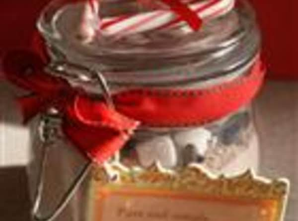 Hot Cocoa Mix in a Jar image