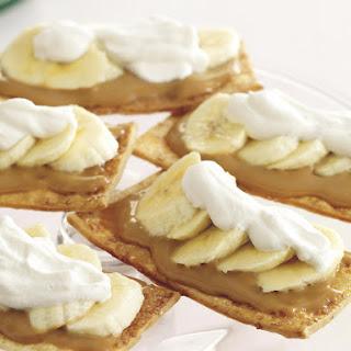 "Salted Caramel-Banana ""Tarts"""