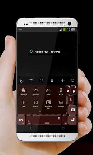 玩個人化App|隐线 TouchPal 皮肤Pífū免費|APP試玩