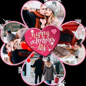 Фотоколлаж на День Святого Валентина