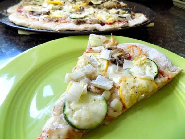 Fall Harvest Pizza Recipe