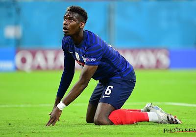 France-Allemagne : le match de Paul Pogba en chiffres