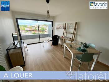 Studio meublé 31,68 m2