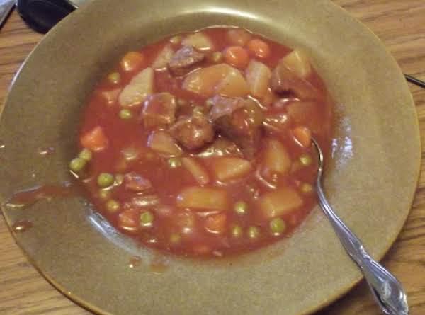 Aunt Helen's Beef Stew