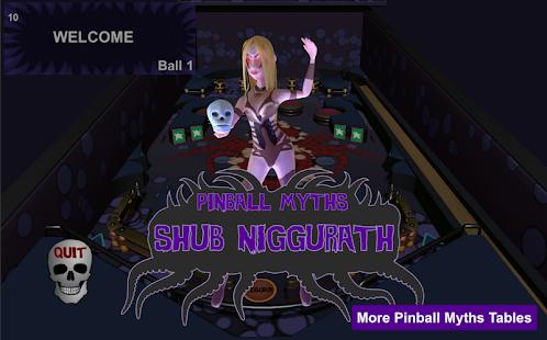 Pinball Myths 3D Shub Niggurath v1.0 APK Full