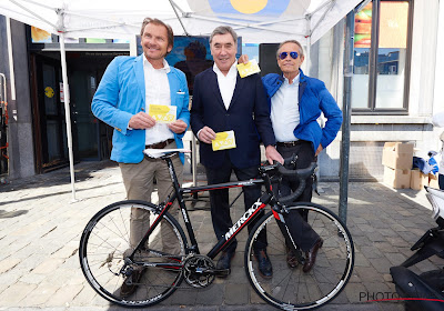 Herbekijken van engagementen van fietsen Eddy Merckx en Ridley heeft invloed op verschillende wielerploegen