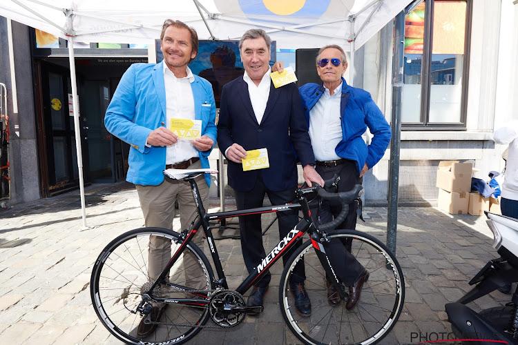 """""""Waarom blijft hij zo rondfietsen? Ik vind het wat triestig"""": Eddy Merckx fileert groot kampioen"""