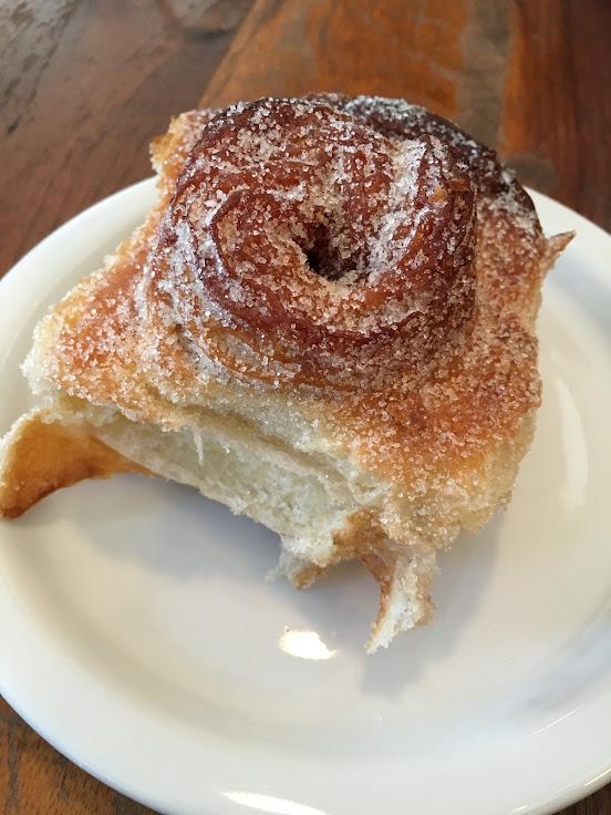 The morning bun.