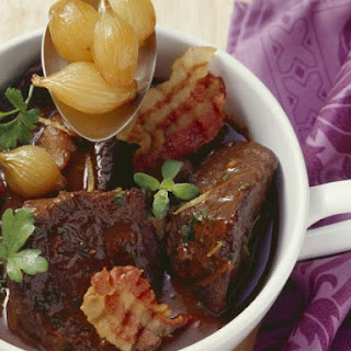 Beef and Small Onion Stew