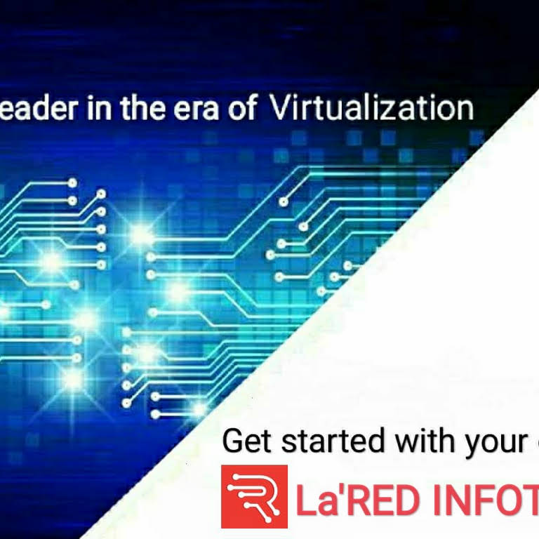 La'RED InfoTech - Computer Courses CCNA NP IE Cloud