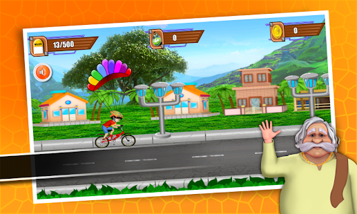 Download Shiva Cycling Adventure For PC Windows and Mac apk screenshot 6