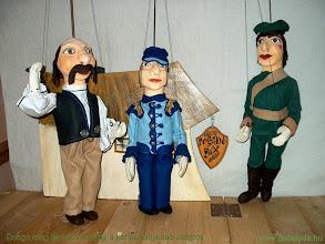 Photo: Dongó meg Mohácsi, avagy a két zsiványkodó zsoldos