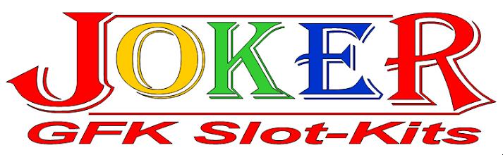 """Photo: Joker GFK Slot-Kits Für eine bessere Ansicht der Listen: - oben auf die """"Lupe"""" klicken vergrößert das Bild - oder oben auf """"Herunterladen"""" klicken und das Bild abspeichern"""