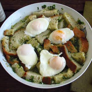 Portuguese Bread Soup.