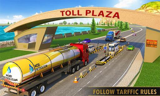 Télécharger Gratuit Euro Truck Driving Simulator Transport Truck Games APK MOD (Astuce) screenshots 3