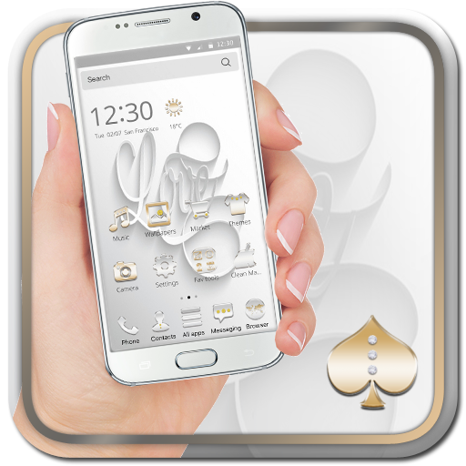 White Gold for Sony Xperia file APK for Gaming PC/PS3/PS4 Smart TV