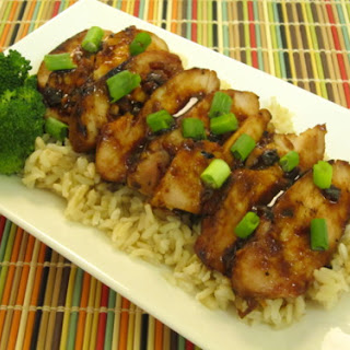 Asian-Style Chicken Breasts