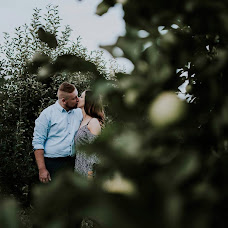 Wedding photographer Aleksandra Dobrowolska (moosewedding). Photo of 19.09.2018