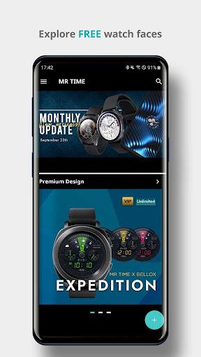 MR TIME - Free Watch Face Maker 6.3.10 screenshots n 1