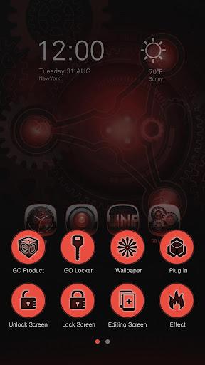 玩免費個人化APP|下載CoreTechnology GOLauncherTheme app不用錢|硬是要APP