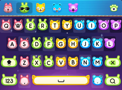 玩免費漫畫APP|下載Animal for FancyKey Keyboard app不用錢|硬是要APP
