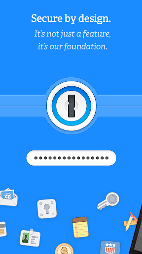 1Password - Password Manager and Secure Wallet 7.7 Screenshots 2