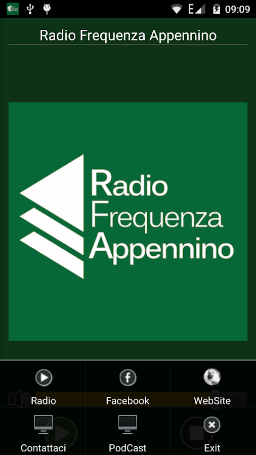 Radio Frequenza Appennino- screenshot