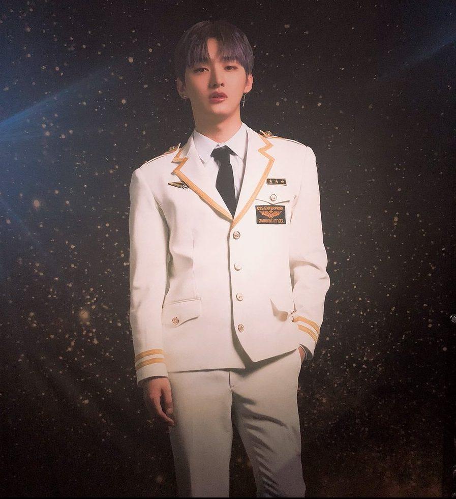Znalezione obrazy dla zapytania Yoon Jisung 2019