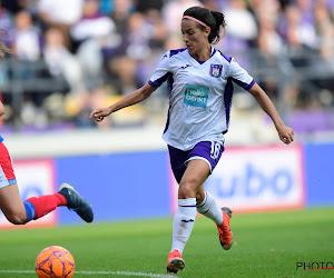 Quintuplé pour une joueuse d'Anderlecht, come-back phénoménal de Westerlo : le point sur la D2 nationale