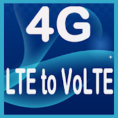 LTE to VoLTE Call Converter.