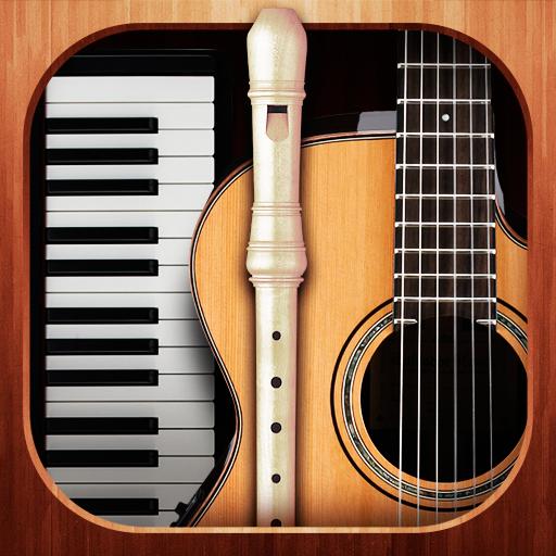 娱乐の楽器シミュレータ LOGO-HotApp4Game