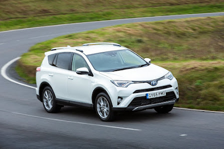 RAV4 gets hybrid treatment