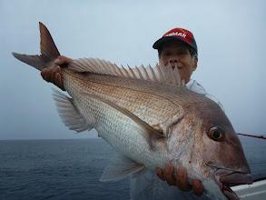 Photo: うわーっ!これもいいサイズの真鯛! さっきの真鯛の「お連れ」みたいです!