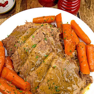 Slow Cooker Ranch Pot Roast.