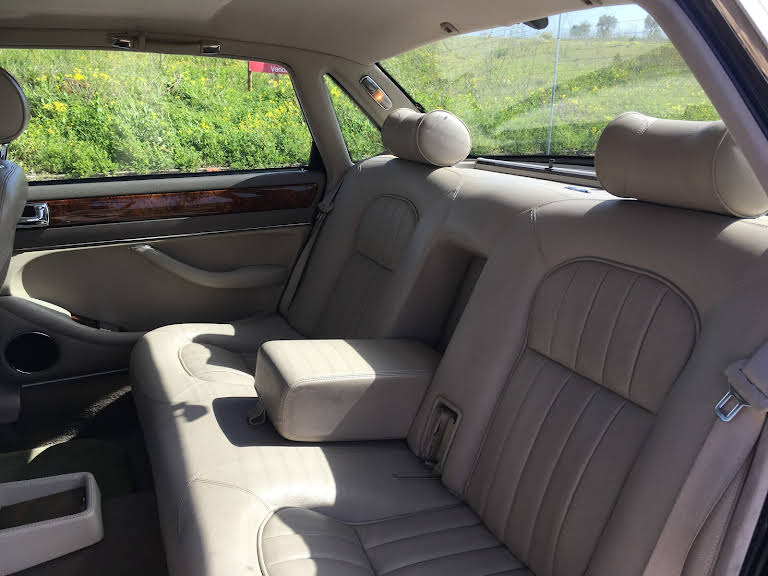 Jaguar Sovereign 4.0 Long Wheel Base Hire Cacem