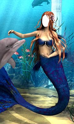 Mermaid Photo Editor - screenshot