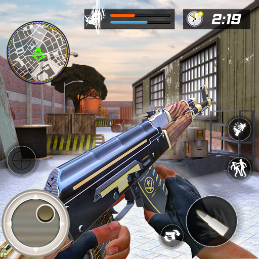 Frontline Combat Sniper Strike: Modern FPS hunter for PC