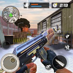 Frontline Combat Sniper Strike: Modern FPS hunter for PC