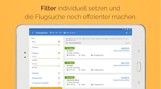 Fluege.de Mod