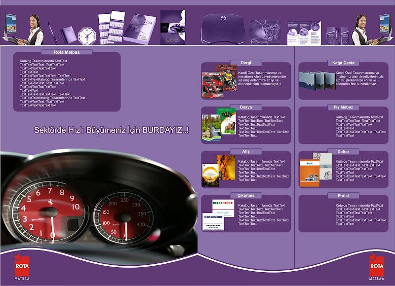 Katalog Tasarımım  (Yorum Lütfen)..!