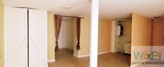 Vente appartement 2 pièces 54,33 m2