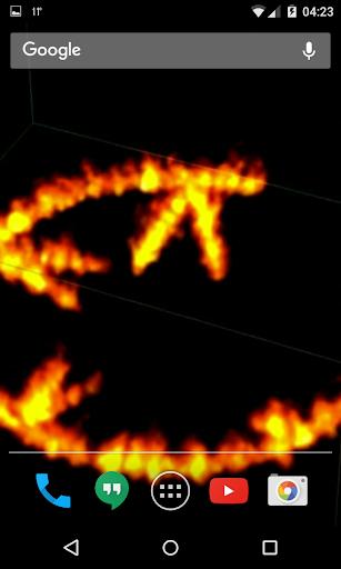 Pentagram Video Wallpaper  screenshots 2