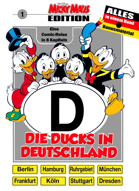 Die Ducks in Deutschland (2013)