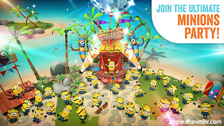 Free Minions Paradise Download