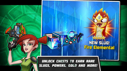 Slugterra: Slug it Out 2 2.6.0 screenshots 4